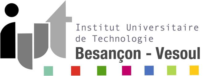 Logo de l'UIT Besançon-Vesoul