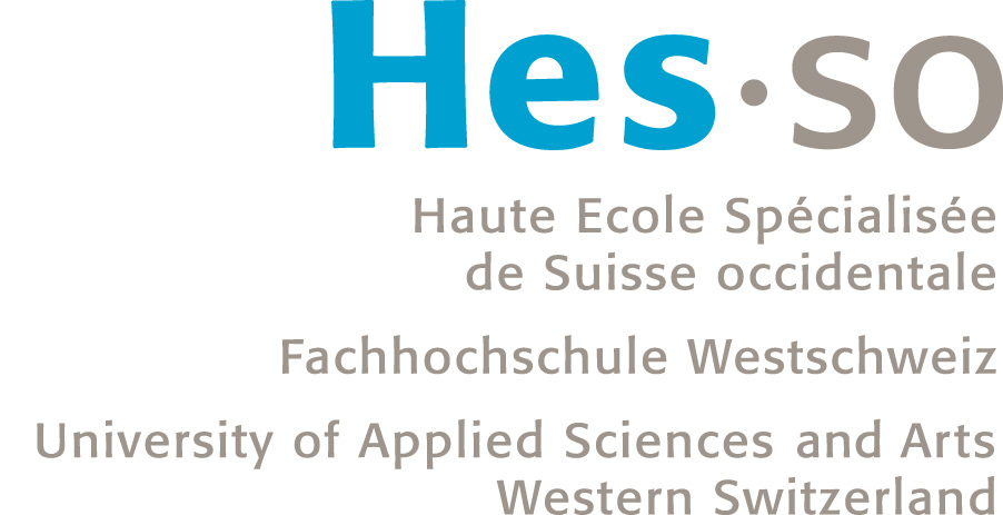 Logo de la HES-SO