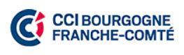 Logo du CCI Bourgogne Franche-Comté