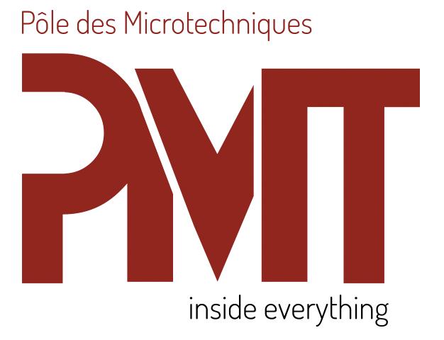 Logo du Pôle des Microtechniques